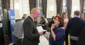 Bevis Moynannal, a Mapping motivation for coaching könyv társszerzőjével