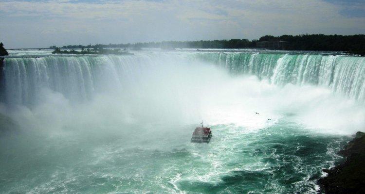 A Niagara életleckéje a különböző távlatokról