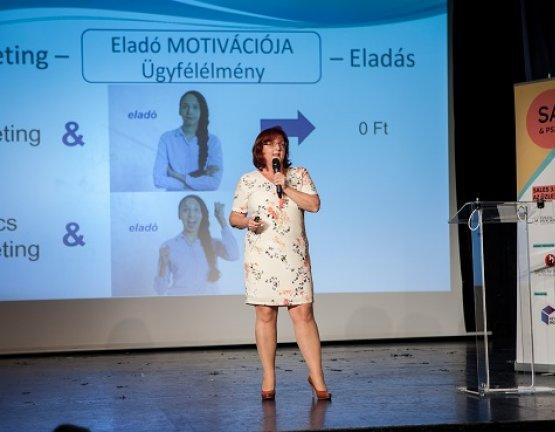 Üzlet és Pszichológia SALES konferencia <br>2019 - Picture 2