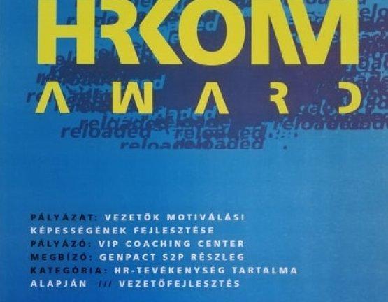 HRKOMM Award díjátadó  <br> 2019 - Picture 2