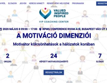 A MOTIVÁCIÓ DIMENZIÓI Motivátor kölcsönhatások a hálózatok korában