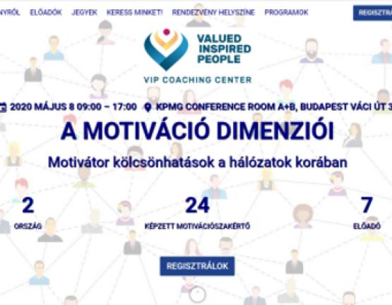 A MOTIVÁCIÓ DIMENZIÓI Motivátor kölcsönhatások a hálózatok korában  - Picture 1
